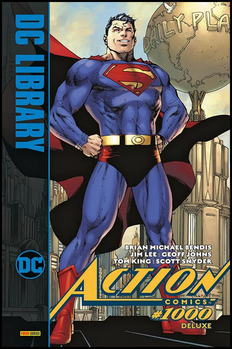 DC LIBRARY - ACTION COMICS 1000 DELUXE EDITION