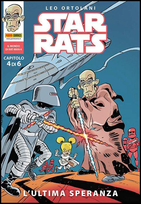 IL MONDO DI RAT-MAN #     4 - STAR RATS 4: L'ULTIMA SPERANZA