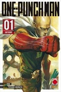 ONE-PUNCH MAN 1/8 RISTAMPA