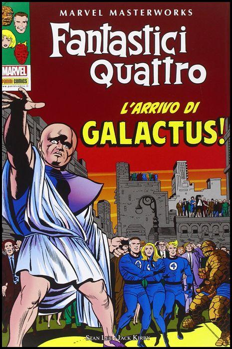 MARVEL MASTERWORKS - FANTASTICI QUATTRO #     5 - 1A RISTAMPA