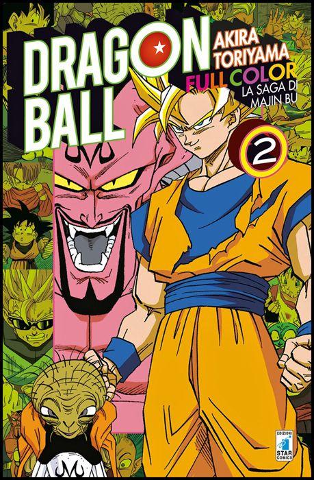 DRAGON BALL FULL COLOR #    28 - LA SAGA DI MAJIN BU 2 ( DI 6 )