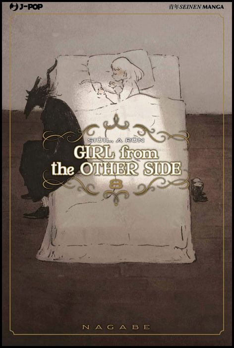 GIRL FROM THE OTHER SIDE #     8