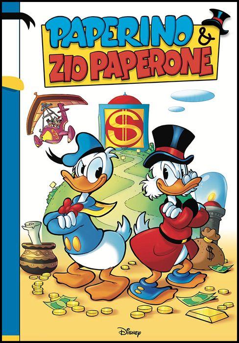 SUPER DISNEY TEAM #    77 - PAPERINO & ZIO PAPERONE