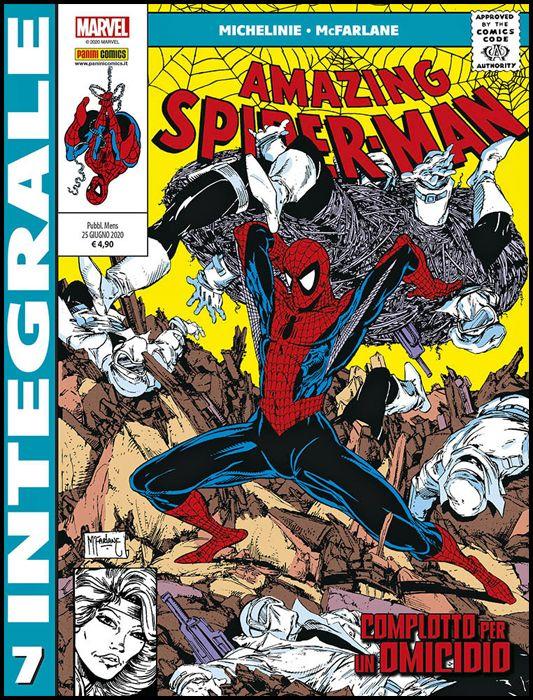 MARVEL INTEGRALE - SPIDER-MAN - TODD MCFARLANE #     7