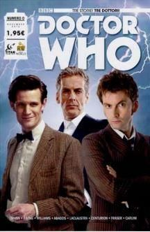 DOCTOR WHO  0+1/25