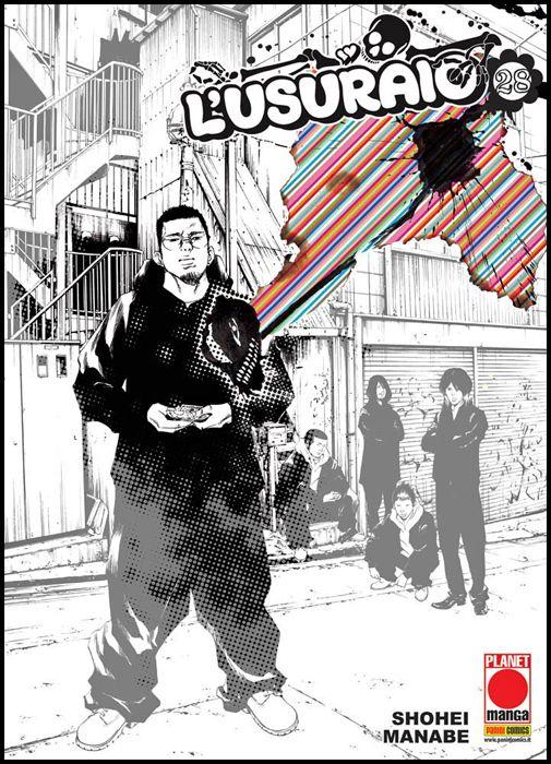L'USURAIO #    28