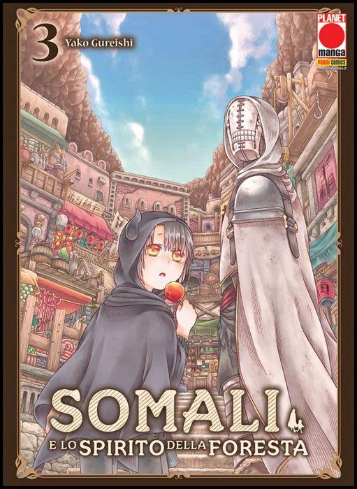 SOMALI E LO SPIRITO DELLA FORESTA #     3