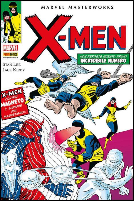 MARVEL MASTERWORKS - X-MEN #     1 - 1A RISTAMPA