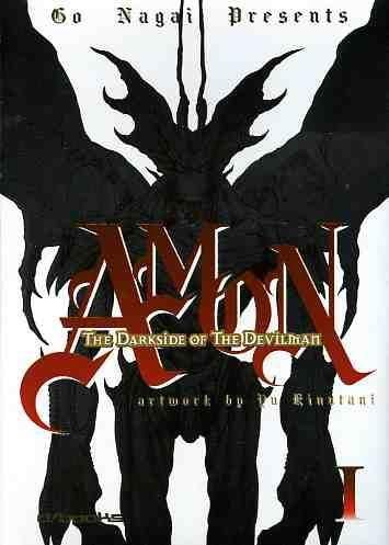 AMON - THE DARK SIDE OF THE DEVILMAN 1/6 COMPLETA NUOVI