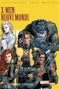 100% MARVEL BEST - X-MEN MORRISON  3: NUOVI MONDI