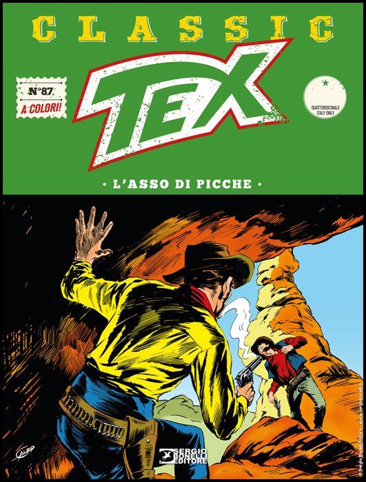 TEX CLASSIC #    87: L'ASSO DI PICCHE
