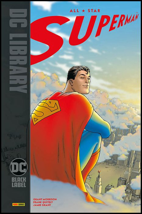 DC BLACK LABEL LIBRARY - ALL STAR SUPERMAN