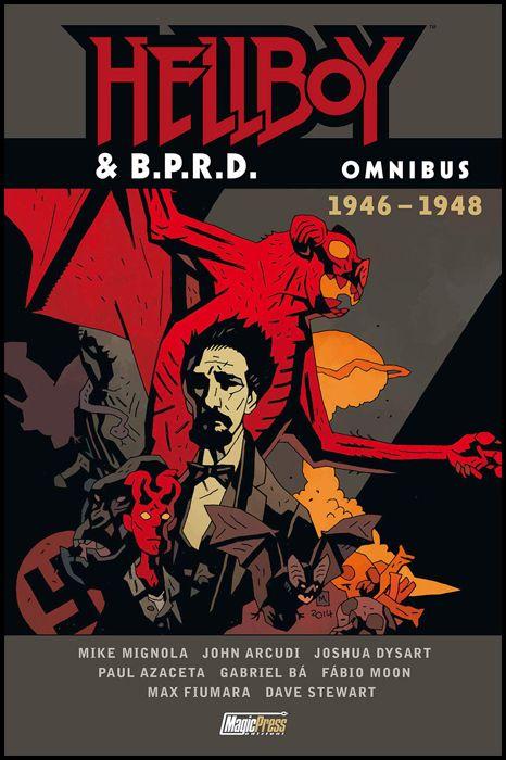 HELLBOY E B.P.R.D. OMNIBUS: 1946/1948 - BPRD