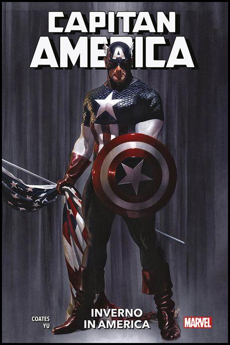 MARVEL COLLECTION - CAPITAN AMERICA 2A SERIE #     1: INVERNO IN AMERICA