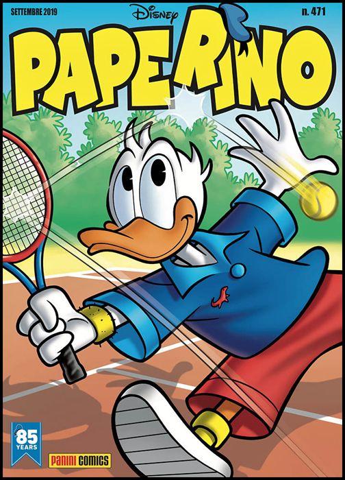 SUPER ALMANACCO PAPERINO SERIE  2 PAPERINO #   471