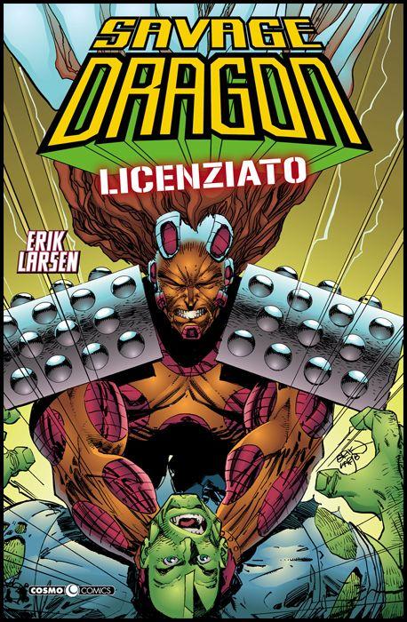 COSMO COMICS SAVAGE DRAGON - SAVAGE DRAGON #     8: LICENZIATO