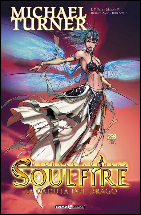 COSMO COMICS #    77 - SOULFIRE 2: LA CADUTA DEL DRAGO