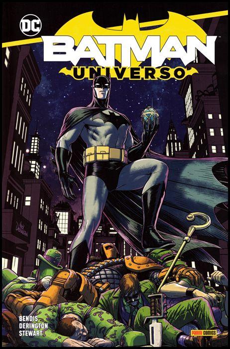 DC COMICS COLLECTION INEDITO - BATMAN: UNIVERSO
