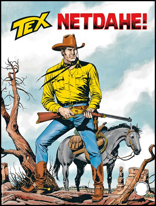TEX GIGANTE #   716: NETDAHE!