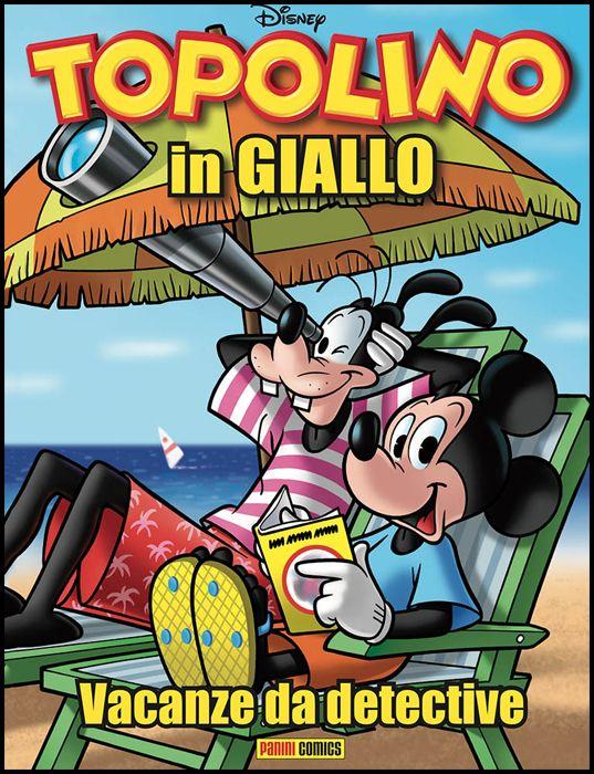 DISNEY MIX #     6 - TOPOLINO IN GIALLO - VACANZE DA DETECTIVE