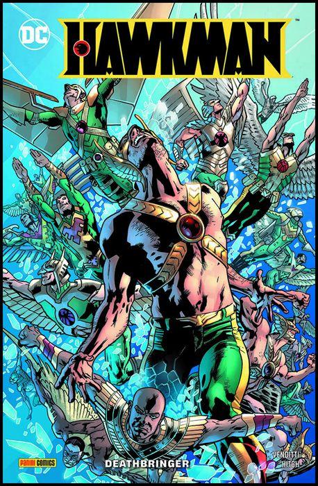 DC COMICS SPECIAL - HAWKMAN #     2: DEATHBRINGER