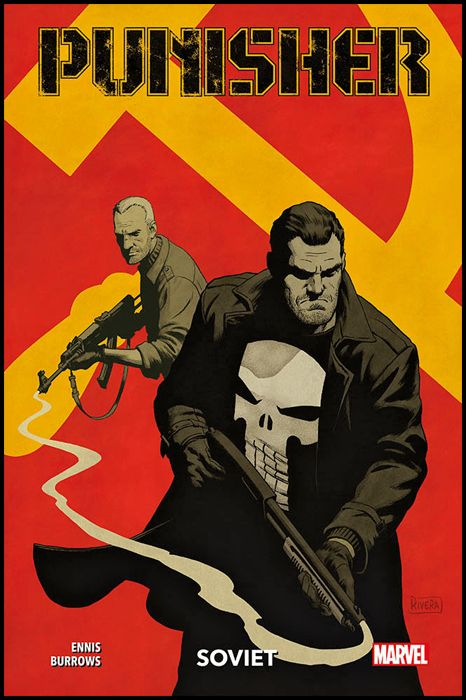 MARVEL COLLECTION INEDITO - PUNISHER: SOVIET