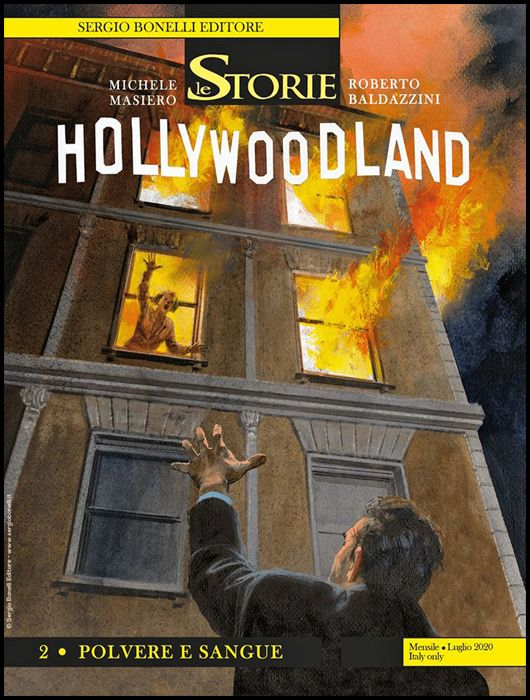 LE STORIE BONELLI #    94 - HOLLYWOODLAND 2: POLVERE E SANGUE