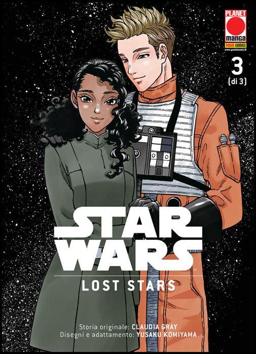 MANGA SOUND #    42 - STAR WARS - LOST STARS 3