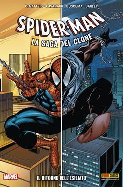 SPIDER-MAN: LA SAGA DEL CLONE  1/12 COMPLETA