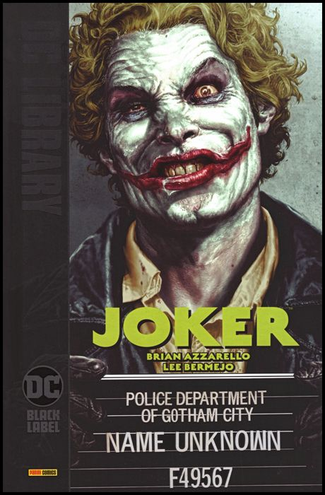 DC BLACK LABEL LIBRARY - JOKER