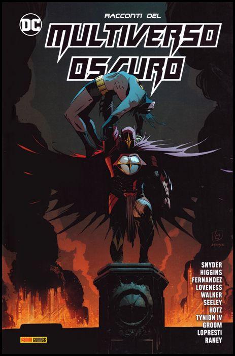 DC COMICS COLLECTION INEDITO - I RACCONTI DEL MULTIVERSO OSCURO #     1