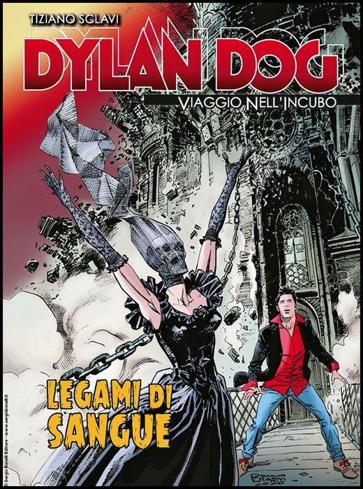 DYLAN DOG - VIAGGIO NELL'INCUBO #    45: LEGAMI DI SANGUE