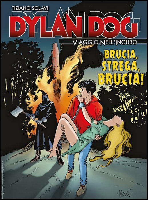 DYLAN DOG - VIAGGIO NELL'INCUBO #    43: BRUCIA, STREGA, BRUCIA!