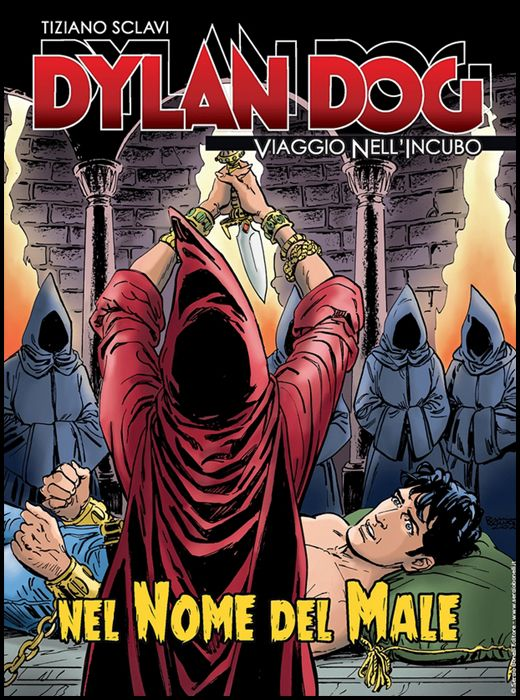 DYLAN DOG - VIAGGIO NELL'INCUBO #    35: NEL NOME DEL MALE
