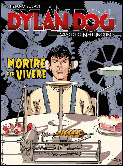 DYLAN DOG - VIAGGIO NELL'INCUBO #    33: MORIRE PER VIVERE