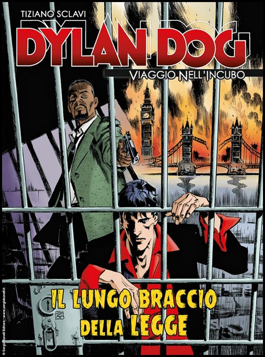 DYLAN DOG - VIAGGIO NELL'INCUBO #    40: IL LUNGO BRACCIO DELLA LEGGE