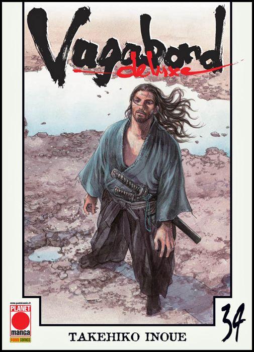 VAGABOND DELUXE #    34 - 1A RISTAMPA