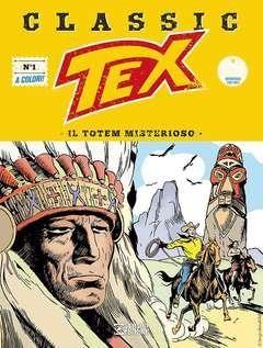TEX CLASSIC #     1/11 NUOVI