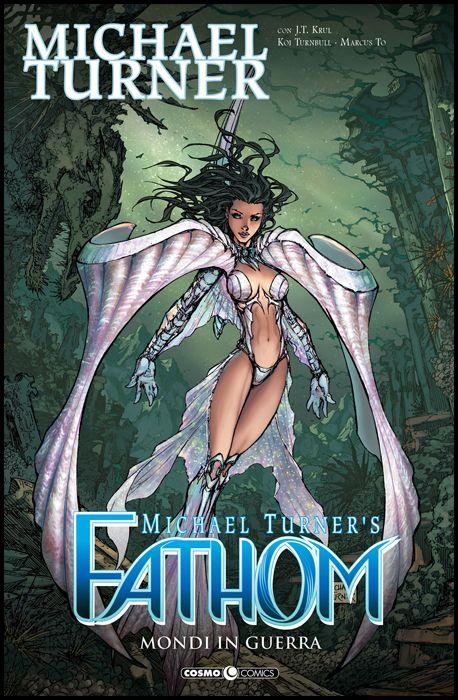 COSMO COMICS #    81 - FATHOM 3: MONDI IN GUERRA