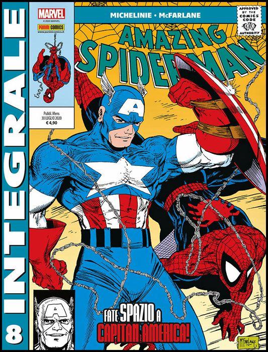 MARVEL INTEGRALE - SPIDER-MAN - TODD MCFARLANE #     8
