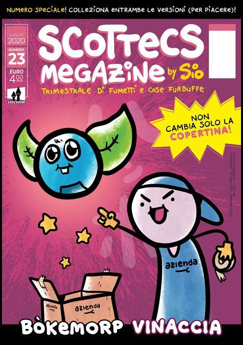 SCOTTECS MEGAZINE #    23 - BOKEMORP VINACCIA
