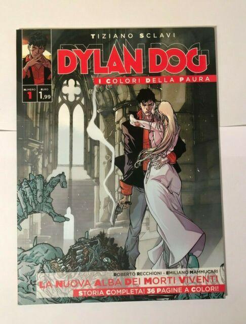 DYLAN DOG - I COLORI DELLA PAURA #     1: LA NUOVA ALBA DEI MORTI VIVENTI