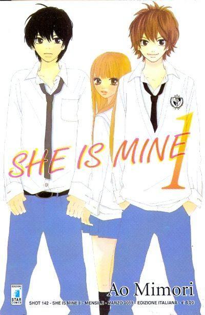 SHOT - SHE IS MINE 1/2
