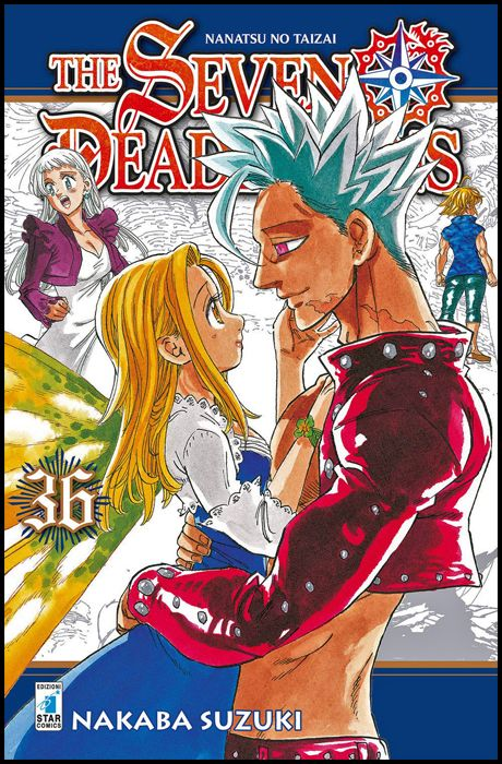 STARDUST #    92 - THE SEVEN DEADLY SINS 36