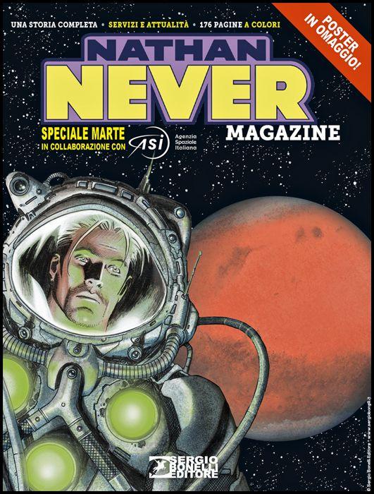 NATHAN NEVER MAGAZINE #     6 - 2020 + POSTER