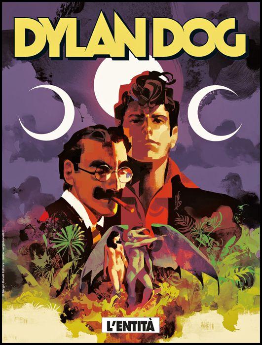DYLAN DOG ORIGINALE #   407: L'ENTITÀ
