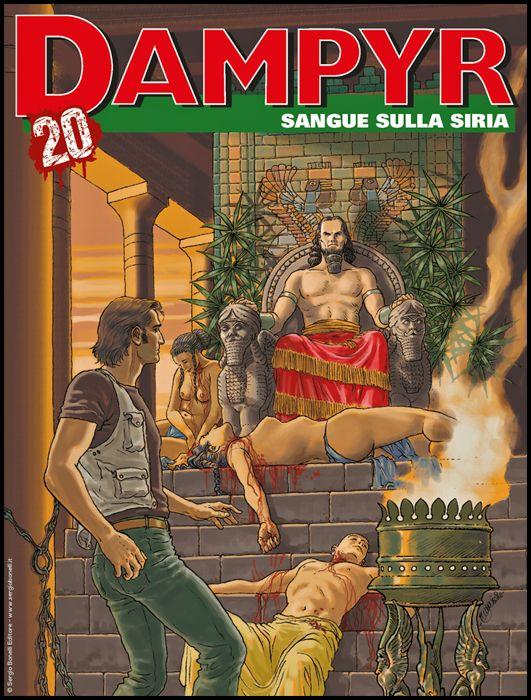DAMPYR #   245: SANGUE SULLA SIRIA