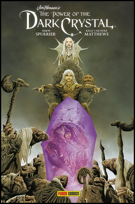 THE POWER OF THE DARK CRYSTAL #     1