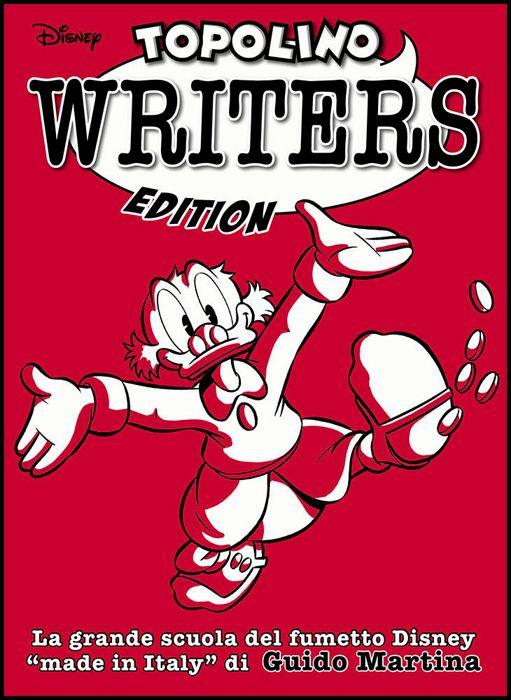 SPECIALE DISNEY GRANDI AUTORI #    88 - TOPOLINO WRITERS EDITION - GUIDO MARTINA
