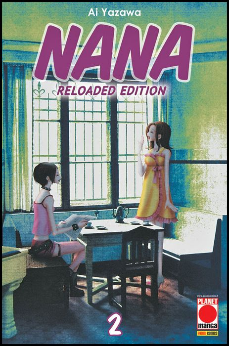 NANA RELOADED EDITION #     2 - 1A RISTAMPA